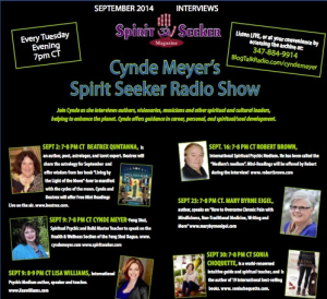 Mary Byrne Eigel Spirit Seeker